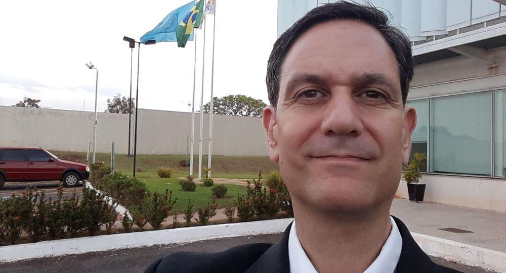 Советник по вопросам политики и управляющий программой по инклюзивной зеленой экономике ООН Тим Скотт