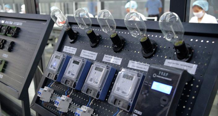 Электроприборы произведенные в автостроительном заводе Кыргыз Унаа Курулуш в Оше