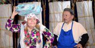 Известные широким кругам под псевдонимами Сакиш и Бопуш Айнура Тургунбаева и Марат Жантелиев