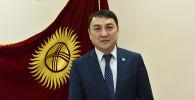 Кыргыз Республикасынын Екатеринбург шаарындагы башкы консулу Руслан Бийбосунов