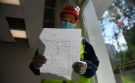 Инженер строитель в Москве. Архивное фото