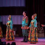 В Бишкеке прошел концерт, посвященный Дню России