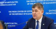 Министр здравоохранения Казахстана Елжан Биратнов