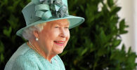 Британская королева Елизавета II. Архивное фото