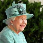 Британская королева Елизавета II празднует 94-й день рождения в Виндзоре