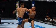 Абсолютный бойцовский чемпионат (UFC) опубликовал на своём официальном YouTube-канале видео с лучшими финишами турнира UFC on ESPN 10 (UFC Vegas 2).