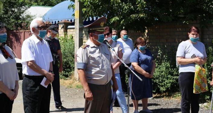 В Бишкеке на 96-м году жизни скончался ветеран Великой Отечественной войны Петр Поломошнов