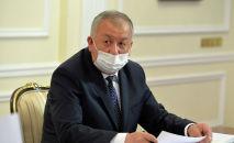 Архивное фото премьер-министра Кыргызской Республики Кубатбека Боронова