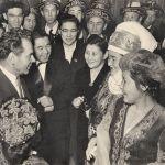 Кыргыз искусствосунун Москвадагы экинчи декадасы, 1958-жыл