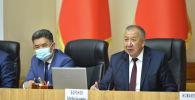 Премьер-министр Кыргызстана Кубатбек Боронов
