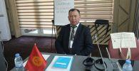 Өсүмдүктөрдү коргоо жана химиялаштыруу департаментинин директорунун орун басары Жалилбек Тойматов