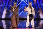 Этно-дуэт Olox из республики Саха (Якутия) привел в восторг членов жюри и зрителей на американском шоу талантов America's Got Talent.