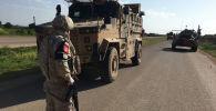 Россия аскерлери Идлиб аймагында. Архивдик сүрөт