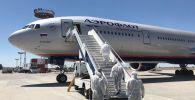 Москва — Бишкек каттамы боюнча Кыргызстанга 431 кыргыз жараны учуп келди