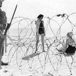 Во время Второй мировой войны как-то находили время на отдых. Фото сделано в Англии 21 сентября 1940 года.