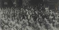 СССРдеги Чехословакиянын Биринчи Армия Корпусунун Прагага кириши. 9-май, 1945-жыл