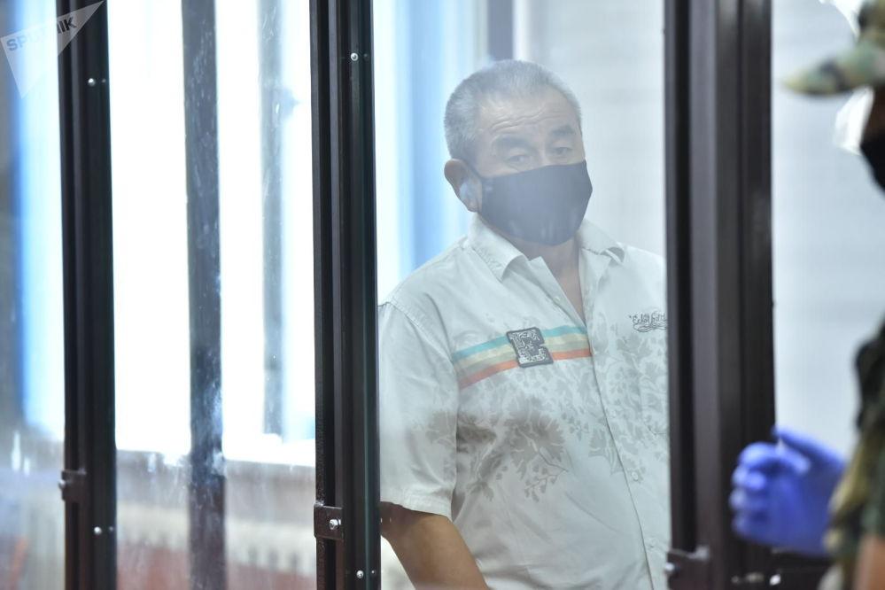 Калыбек Качкыналиев, ранее занимавший должность советника председателя Госслужбы исполнения наказаний, приговорен к двум годам лишения свободы