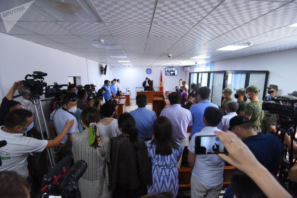 Первомайский районный суд вынес приговор по делу о незаконном освобождении криминального авторитета Азиза Батукаева в 2013 году
