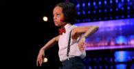 Юный танцор Ноа Эппс из штата Вирджиния привел в восторг жюри и зрителей конкурса талантов America's Got Talent.