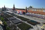 Военный парад в ознаменование 75-летия Победы на Красной площади в Москве