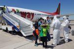 Бишкекке Корея менен Вьетнамдан 42 мекендеш учуп келди
