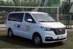 Союз европейских футбольных ассоциаций (УЕФА) в рамках международной программы UEFA ASSIST оказала помощь Кыргызскому футбольному союзу КР в виде минивэна Hyundai H1