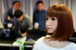 Японский робот Эрика. Архивное фото