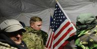 Военнослужащие во время совместных учений армий США и Румынии в рамках операции Атлантическая решимость в Румынии. Архивное фото
