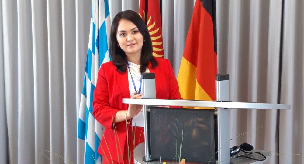 Кыргызстандык ишкер, туристтик компаниянын ээси Салтанат Берестова