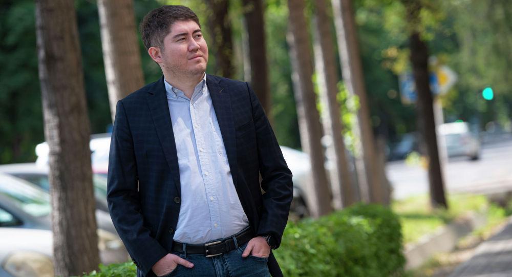 Бизнесмен Бакыт Ирсалиев