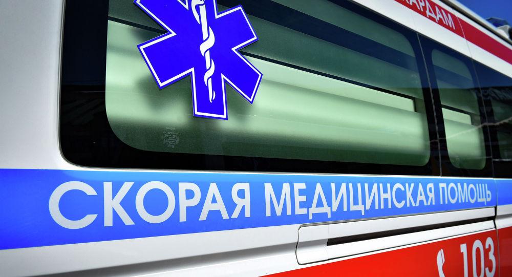 Карета скорой медицинской помощи