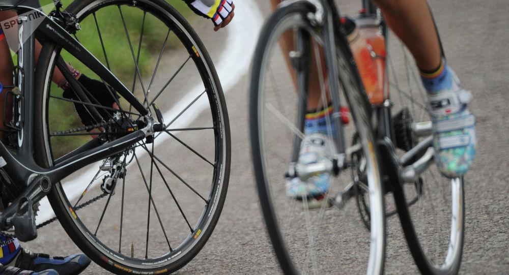 Велоспорт. Архив