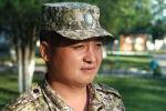 Өзгөчө кырдаалдар министрлигинин куткаруучулар кызматынын подполковниги Урмат Узбеков