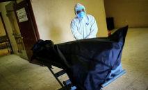 Случаи смерти по причине коронавируса
