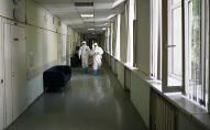 Медицинские работники в больнице