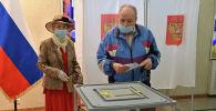 Россияне проголосовали за поправки в Конституцию. Изменения одобрили 77,92 процента проголосовавших, утверждает ЦИК.