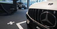 Mercedes-Benz AMG автоунаасы. Архив