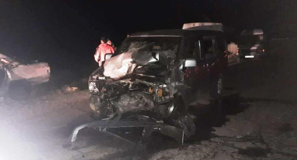 Ысык-Көл облусунда төрт адамдын өмүрүн алган жол кырсыгы катталды