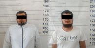 Подозреваемых в совершении противоправных хулиганских действий