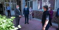 В Кыргызстан прибыла делегация российских медиков под руководством замглавы Роспотребнадзора