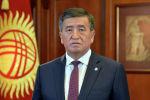 Президент Сооронбай Жээнбеков Медицина кызматкеринин күнүнө карата кайрылуу
