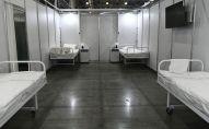 Палата в стационаре для больных. Архивное фото