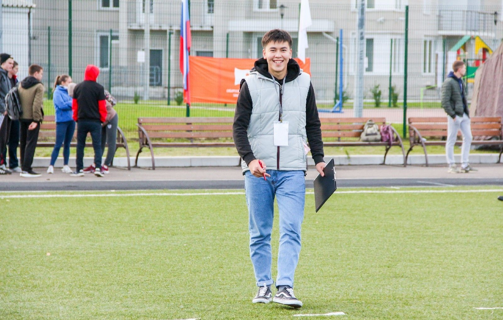 Студент Сибирского федерального университета (СФУ) в Красноярске Нурзамат Искендербеков из КР, сейчас оканчивает третий курс бакалавриата