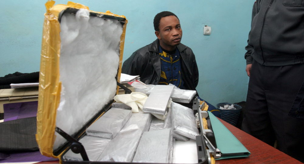Подозреваемый нигериец, который обманным путем извлекал деньги у людей в КР