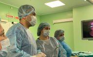 Детский хирург в московской клинике Расулбек Мадаминов