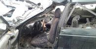 Балыкчы шаарына жакын жерде болгон жол кырсыгынан каза болгон үч киши